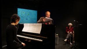 Nare Karoyan, Pianistin Köln; Dogan Akhanli, Schriftsteller, Köln