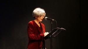 Mona Yahia, Schriftstellerin, Köln