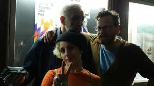 Don Askarian, Iren Tonoian, Bernhard Marsch