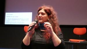 Silvina Der Meguerditchian, Filmemacherin Berlin