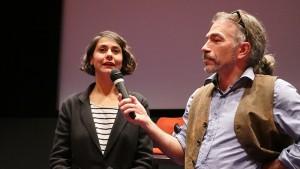 Ezgi Kilincaslan, Filmemacherin Berlin
